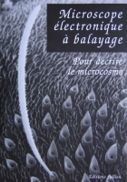 Microscopie Electronique à balayage