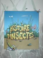 Histoire d'insectes